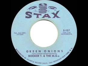 Image result for booker t and the mg's green onions