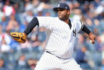 Image result for cc sabathia 2018