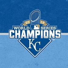 Image result for kansas city royals world series