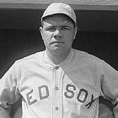 Image result for babe ruth red sox