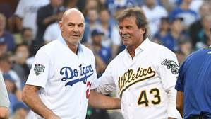 Image result for 2018 world series kirk gibson dennis