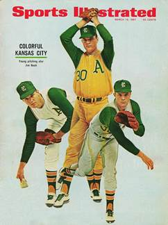 Image result for charles finley kansas city to oakland