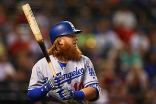 Image result for justin turner