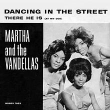 Image result for dancing in the streets martha and the vandellas