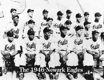 Image result for 1946 newark eagles