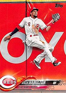 Image result for billy hamilton baseball card 2018