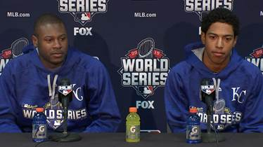 Image result for lorenzo cain mondesi