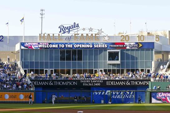 Image result for kansas city royals hall of fame