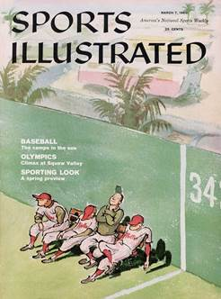 Image result for sports illustrated cover march 7 1950