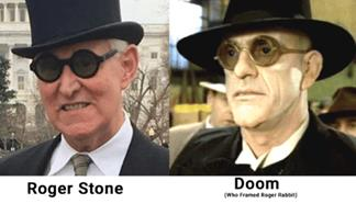 Image result for who framed roger stone