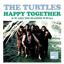 Image result for happy together the turtles