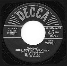 Image result for rock around the clock record