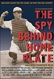 Image result for the spy behind home plate