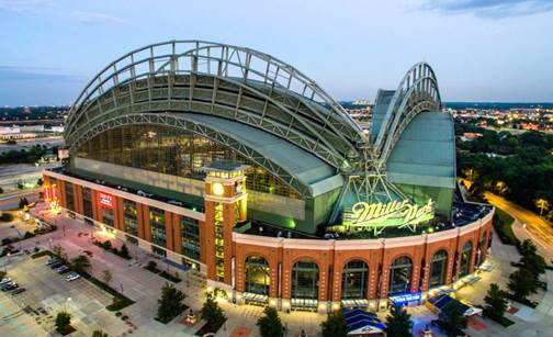Image result for miller park