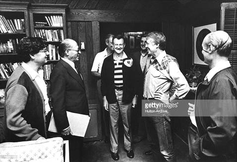 Image result for camp david accords mondale