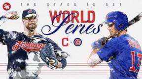 Image result for 2016 world series cubs indians