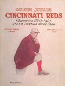 Image result for 1919 world series scorebook