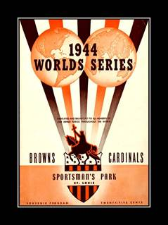 Image result for 1944 world series