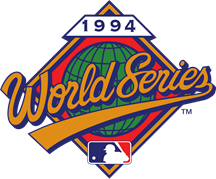 Image result for 1994 world series logo