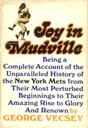 Image result for joy in mudville vecsey