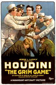 Image result for the grim game houdini