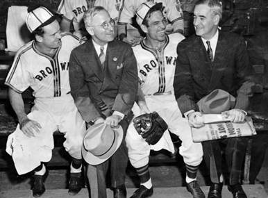 Look Back:  Browns, Cardinals 1944 World Series
