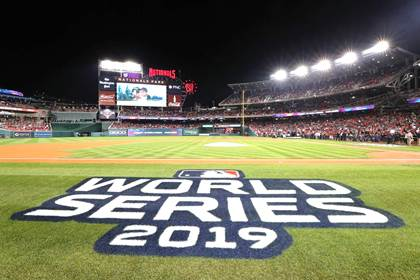 Image result for 2019 world series stadium washington nationals park