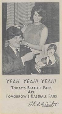Image result for charlie finley beatles ticket wig
