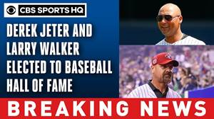 Image result for derek jeter larry walker