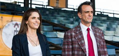 Image result for brockmire amanda peet