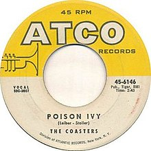 Image result for poison ivy song