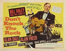 """Amazon.com: Don't Knock The Rock POSTER (11"""" x 14""""): Posters & Prints"""
