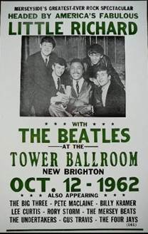 Amazon.com: The Beatles and Little Richard at the Tower Ballroom ...