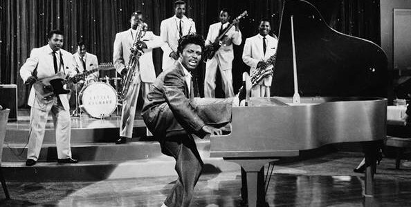 Rock 'N' Roll Pioneer Little Richard, The Georgia Peach, Dies At 87
