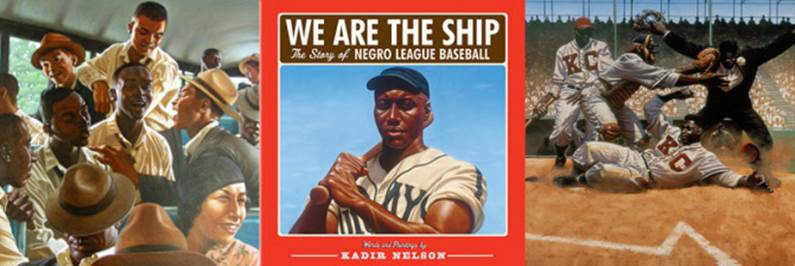We Are the Ship: The Story of Negro League Baseball | South Bend ...