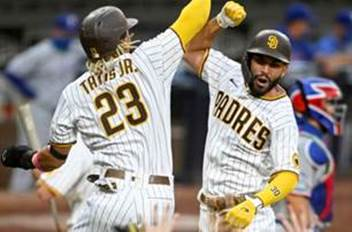 The San Diego Padres are on a record run of grand slams