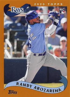 Amazon.com: MLB - Tampa Bay Rays / Trading Cards / Sports: Collectibles &  Fine Art