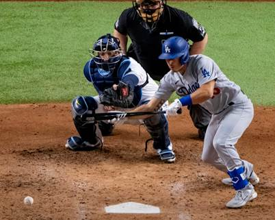 """Baseball Reference on Twitter: """"Austin Barnes is the second player in the  last two years to have a #WorldSeries game with a HR and a sacrifice bunt,  after Adam Eaton did it"""