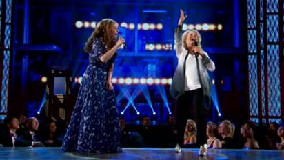 "I Feel the Earth Move"" – Carole King & Beautiful Cast Performance 6.8.2014 [Tony  Awards Official Video] 