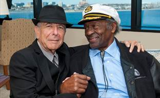 Chuck Berry, Leonard Cohen Get First PEN Songwriting Awards - Rolling Stone
