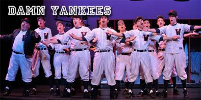 Classic Broadway Musical Hit 'Damn Yankees' Sees Pagosa Springs Revival    Pagosa Springs Center for the Arts