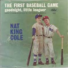Nat King Cole – The First Baseball Game (1961, Vinyl) - Discogs