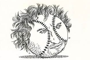 Bob Dylan, Tangled Up in Baseball | The Village Voice