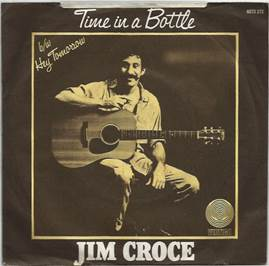 """The Number Ones: Jim Croce's """"Time In A Bottle"""""""