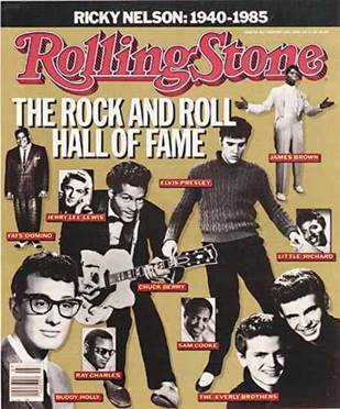 1986 Rolling Stone Covers - Rolling Stone