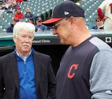 Inside story how John Sherman became a partner in Cleveland Indians --  Terry Pluto - cleveland.com