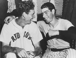 The Biggest Trade That Never Was: Joe DiMaggio For Ted Williams | Only A  Game